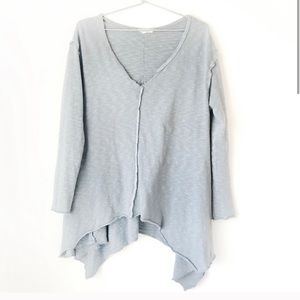 Urban Outfitters Oversized Grey Sweater Tunic